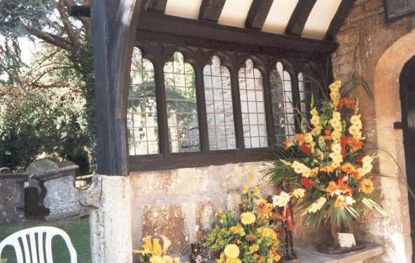Church Porch, September 2001